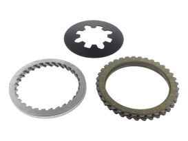 Clutch Kit; HD XR1200'09-13 & Buell XB9R'03up, XB12R'04up inc. Diaphragm Spring