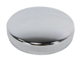 Early Style Right Hand Side Vented Fat Bob Fuel Cap. Fits Big Twin 1936-1973 & Sportster 1958-1973.