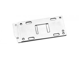 Transmission Mounting Plate. Fits 4Spd Big Twin 1936-1984.