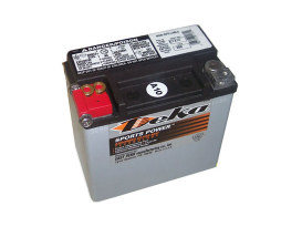Premium AGM Motorcycle Battery. Fits VRSC 2002-2006 & VRSCR 2007.