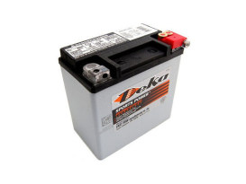 Premium AGM Motorcycle Battery. Fits Sportster 2004up & XG 2015up Models.