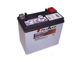 Premium AGM Motorcycle Battery. Fits Softail 1984-1990, FXR & Sportster 1979-1996 & FXE 1973-1986 Models.