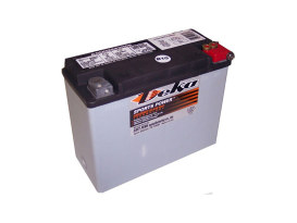 Premium AGM Motorcycle Battery. Fits Touring 1980-1996.