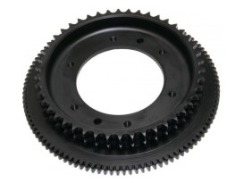 Starter Ring Gear with Clutch Sprocket. Fits Big Twin 2007-2017.