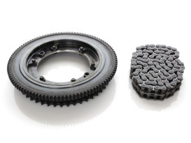 Starter Ring Gear Kit with Clutch Sprocket. Fits Softail 2018up.