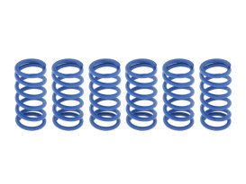 Replacement Blue Medium Duty Clutch Springs. Fits Big Twin 1998up Running EVO-1006-4160 & EVO-1006-4163.