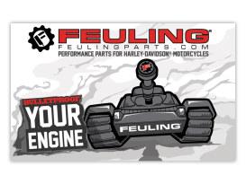 Feuling Tank Logo Banner.