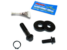 ARP 12 Point Cam & Pinion Bolt Fastener Kit. Fits Twin Cam 1999-2017 & Milwaukee-Eight 2017up.