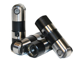 0.0015in. Oversized Race Tappets. Fits Twin Cam 1999-2017 & Sportster & Buell 2000up.