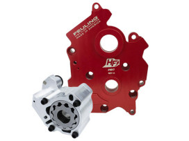 HP+ Oil Pump & Cam Plate Kit. Fits Milwaukee-Eight 2017up with Oil Cooled Engine.
