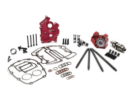 Race Series Cam Chest Kit with 508 Reaper Cam. Fits Touring 2017up & Softail 2018up with Oil Cooled Engines.
