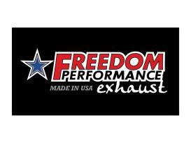 Freedom Performance Banner - Black.