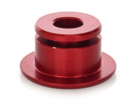 Replacement Red Anodized Aluminum Rotor Button
