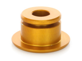 Replacement Gold Anodized Aluminum Rotor Button