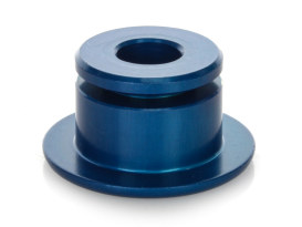 Replacement Blue Anodized Aluminum Rotor Button