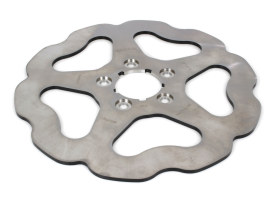 11.5in. Rear Solid Mount Wave Disc Rotor. Fits Big Twin & Sportster 2000up.