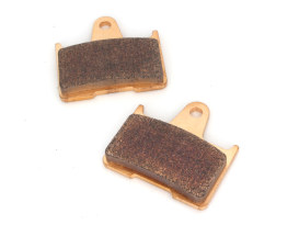 Rear Brake Pads. Fits Sportster 2014up. HH Sintered Compound.