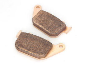 Rear Brake Pads. Fits Sportster 2004-2013. HH Sintered Compound.
