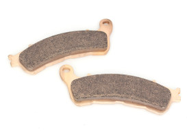 Front Brake Pads. Fits Sportster 2014up. HH Sintered Compound.