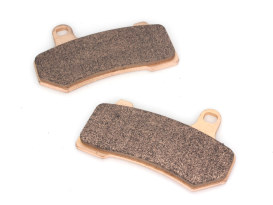 Front & Rear Brake Pads. Fits Touring 2008up & V-Rod 2006-2017. HH Sintered Compound.