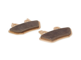 Front & Rear Brake Pads. Fits Twin Cam 2000-2007, Sportster 2000-2003 and V-Rod 2000-2005. HH Sintered Compound.