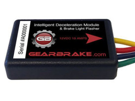 Smart Brake Module. Fits Softail 1996-2010, Dyna 1997-2011, Touring 1997-2013 & Sportster 1999-2003 Models.