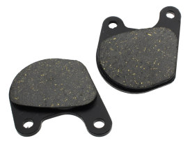 Brake Pads. Fits Front on FX & Sportster 1978-1983 Models with Dual Disc Rotors.