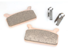 Brake Pads. Fits Rear on Touring 1986-1999.