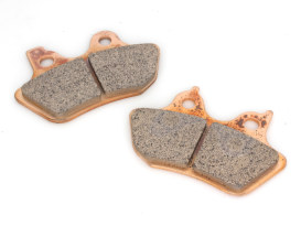 Brake Pads. Fits Front & Rear on Big Twin 2000-2007, Sportster 2000-2003 & V-Rod 2002-2005.