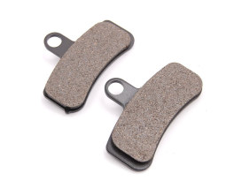 Brake Pads. Fits Front on Dyna 2008up & Softail 2008-2014.