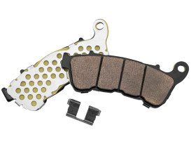 Brake Pads. Fits Front on Sportster 2014up.