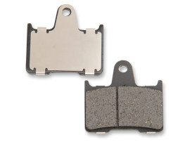 Brake Pads. Fits Rear on Sportster 2014up.