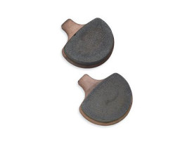 Brake Pads. Fits Front on Sportster 1984-1999, Big Twin 1984-1999 & Springer Softail 1988up.