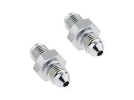 Adapter; #3 x 3/8-24 Straight(Pair)