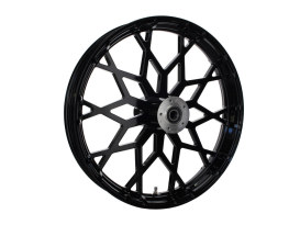 21in. x 3.25in. Marquise/Prodigy Replica Wheel - Gloss Black. Fits Touring 2008up.