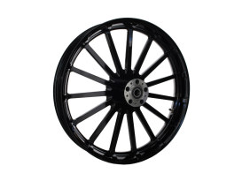 21in. x 3.25in. Tempest/Talon Replica Wheel - Gloss Black. Fits Touring 2008up.