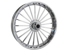 23in. x 3.75in. Ranger/Turbine Replica Wheel - Chrome. Fits Breakout 2013up.