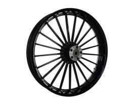26in. x 3.75in. Ranger/Turbine Replica Wheel - Gloss Black Powdercoat. Fits Breakout 2013up.