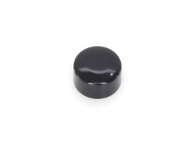 Cap, Push Button; Blk Anodized