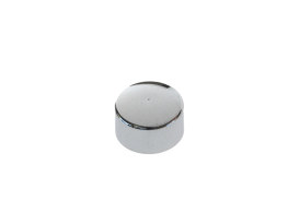 Replacement Push Button Cap - Chrome.