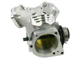 55mm Throttle Body. Fits Twin Cam 2001-05 with Throttle Cable.