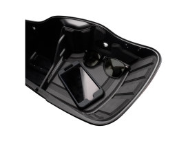 Ryt-There Saddle Bag Shelf - Charcoal. Fits Touring 2014up Left & Right Bags.