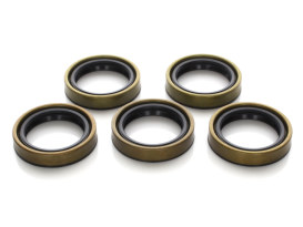 Motor Sprocket Shaft Seal. Fits Touring 2017up & Softail 2018up Models.