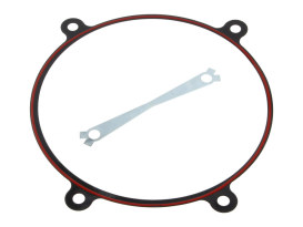 Crank Case Saver Gasket Kit. Fits Big Twin 1966-1984.</P><P>