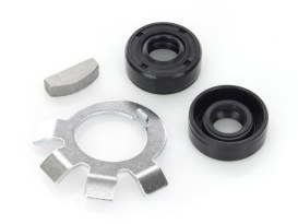 Clutch Hub Nut Seal Kit. Fits Big Twin 1936-Early 1984.