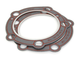 Cylinder Head Gasket with Firering. Fits Big Twin 1948-1965 with Pan Engine.