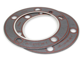 Cylinder Head Gasket with Firering. Fits Big Twin 1966-1984 with Shovel Engine.