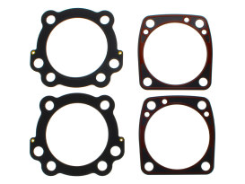 Cylinder Head & Base Gasket Kit. Fits Big Twin 1984-1999 with Evo Engine.