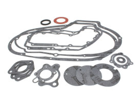 Engine Gasket Kit. Fits Sportster Late 1973-1985 with 1000cc Engine.