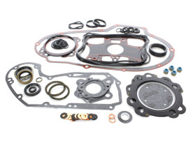 Engine Gasket Kit. Fits Sportster 1986-1990 with 1200cc Engine.</P><P>